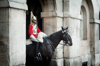 London-Horse Guard