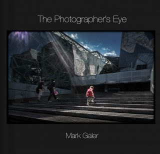 Cover image for Mark Galer's folio book