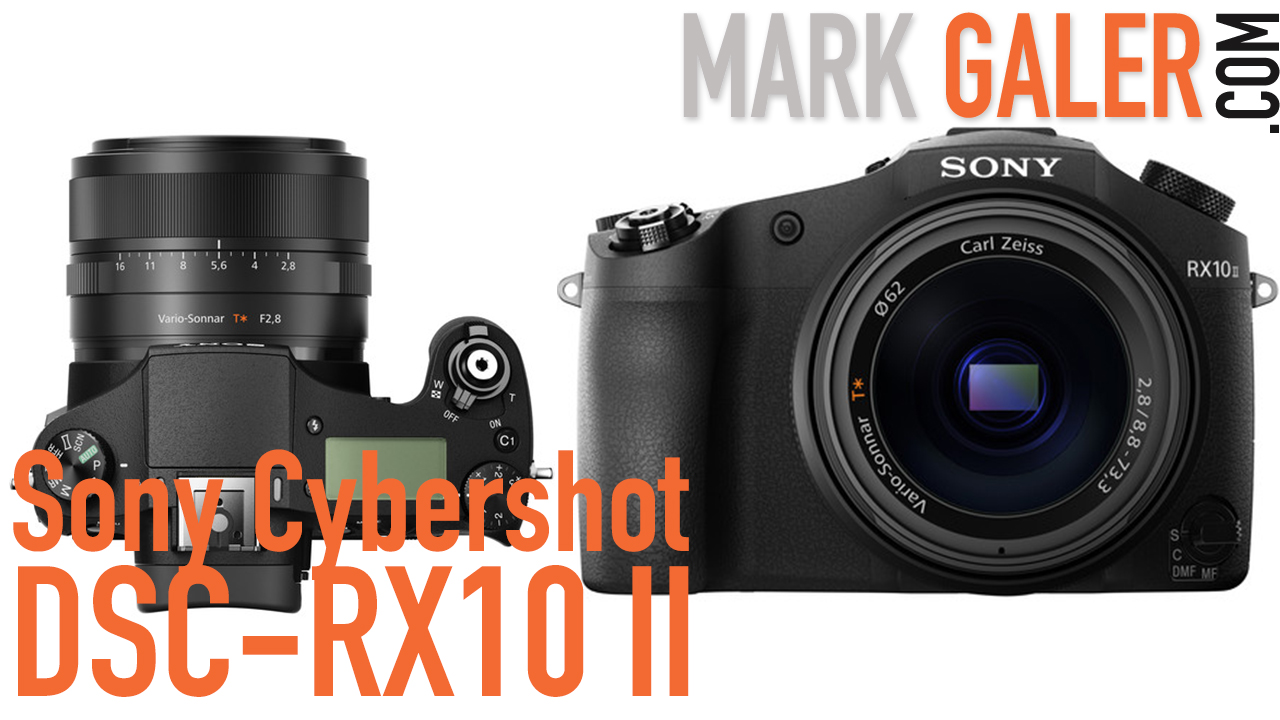 Sony RX10 II Review - Mark Galer