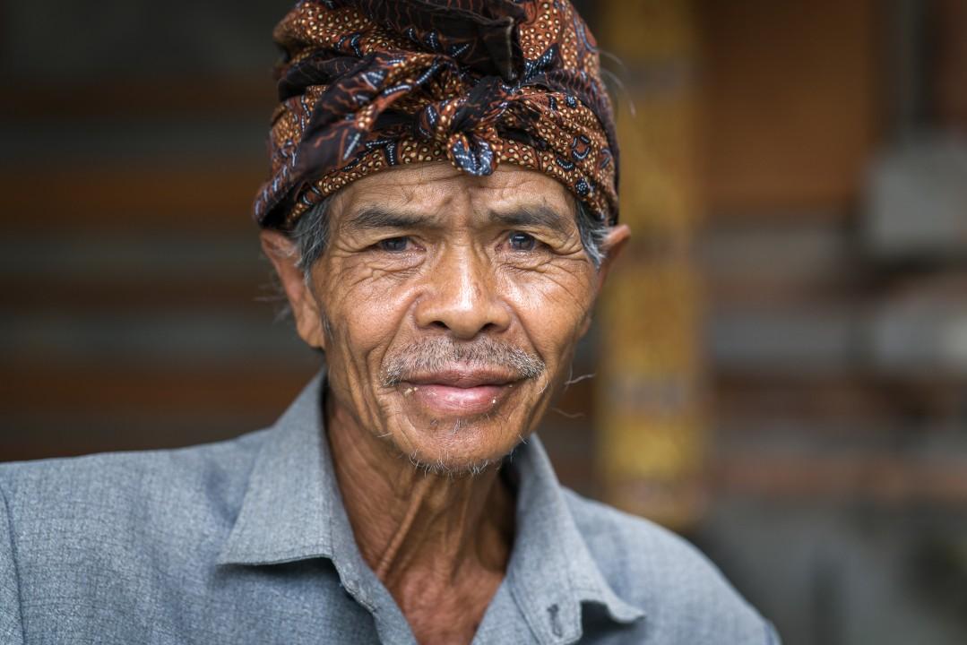 Balinese Portrait