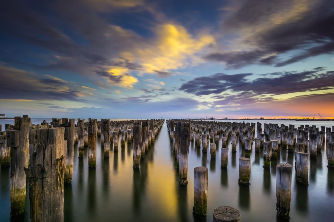 Princes Pier-After