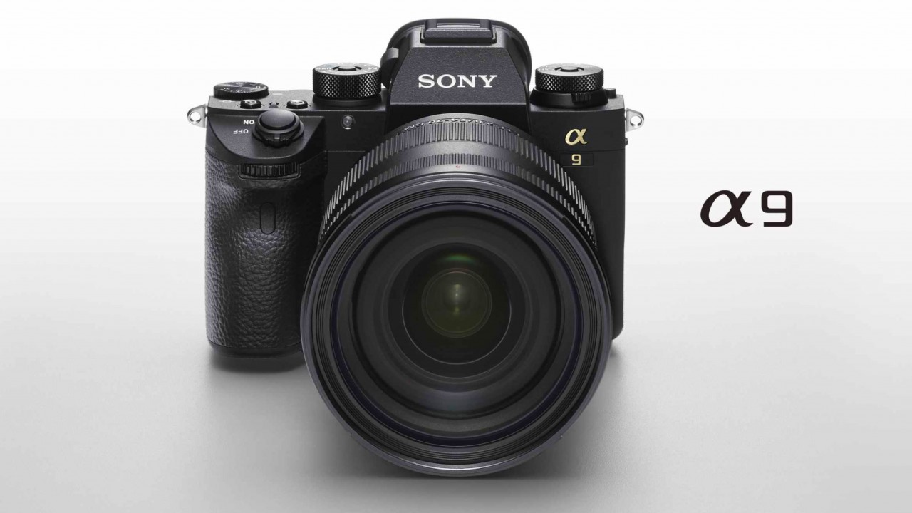 sony announces the new a9 full frame e mount camera and fe 100 400 f4556 gm oss lens