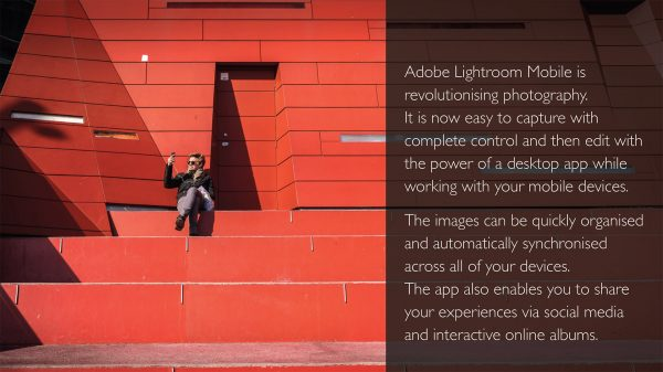 Learn Lightroom Mobile