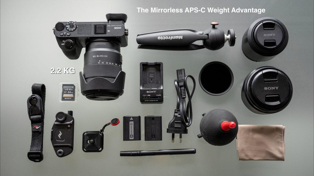 Sony Alpha A6500 Camera Kit
