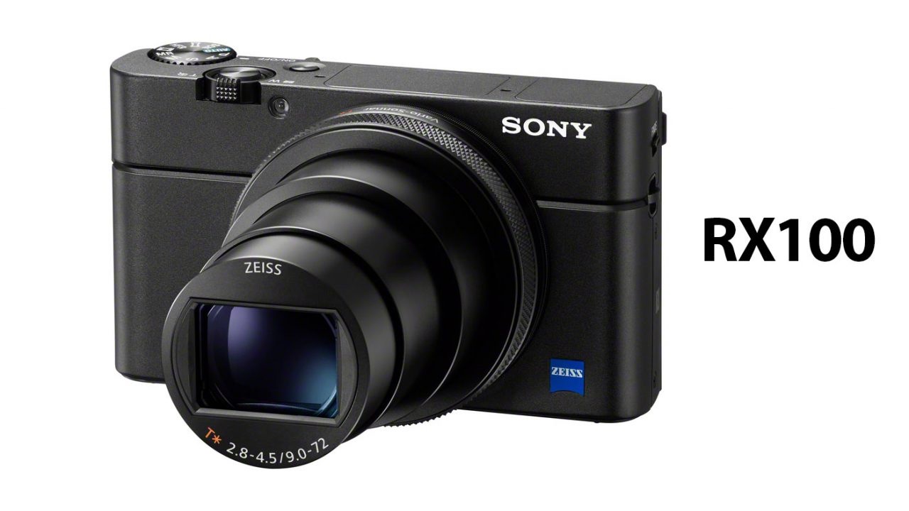 Sony RX100 - Pro Compact - Mark Galer