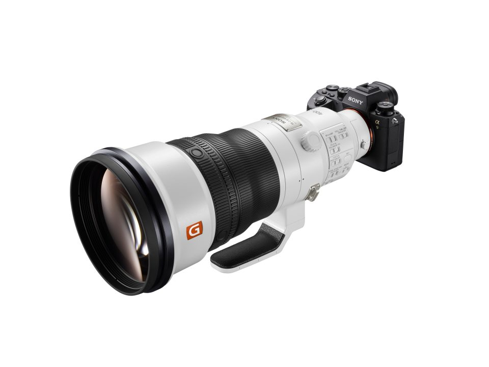 Sony FE 400 f/2.8 GM lens