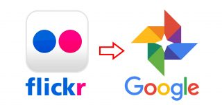 flickr to Google Photos