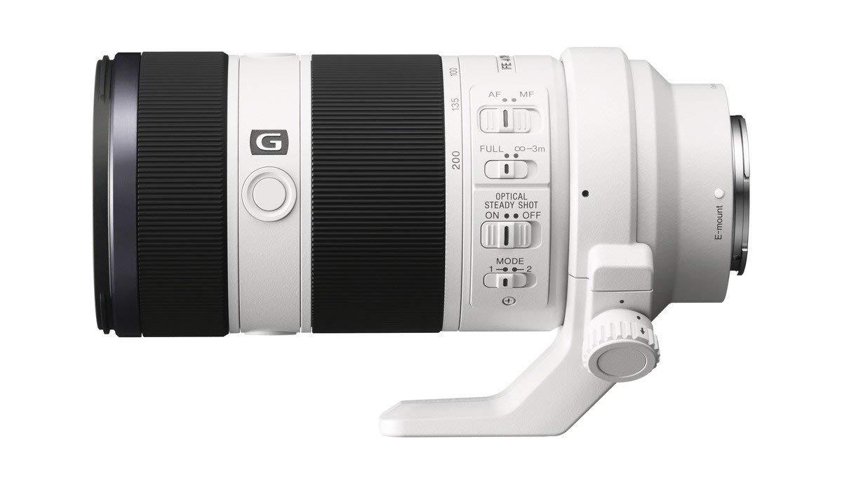 Sony FE 70-200 F4 G Lens