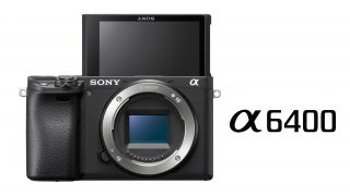 Sony A6400 ILCE Camera