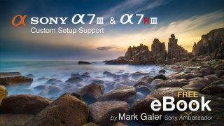 Sony A7III and A7RIII FREE eBook