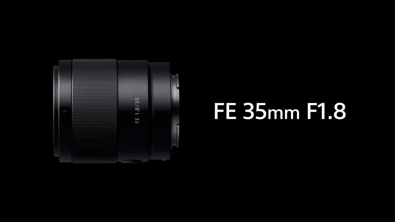 Sony FE 35 F/1.8