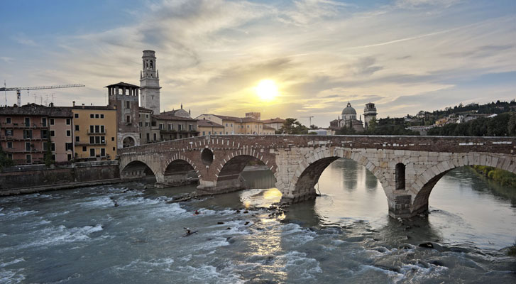 High Dynamic Range (HDR) image captured in Verona