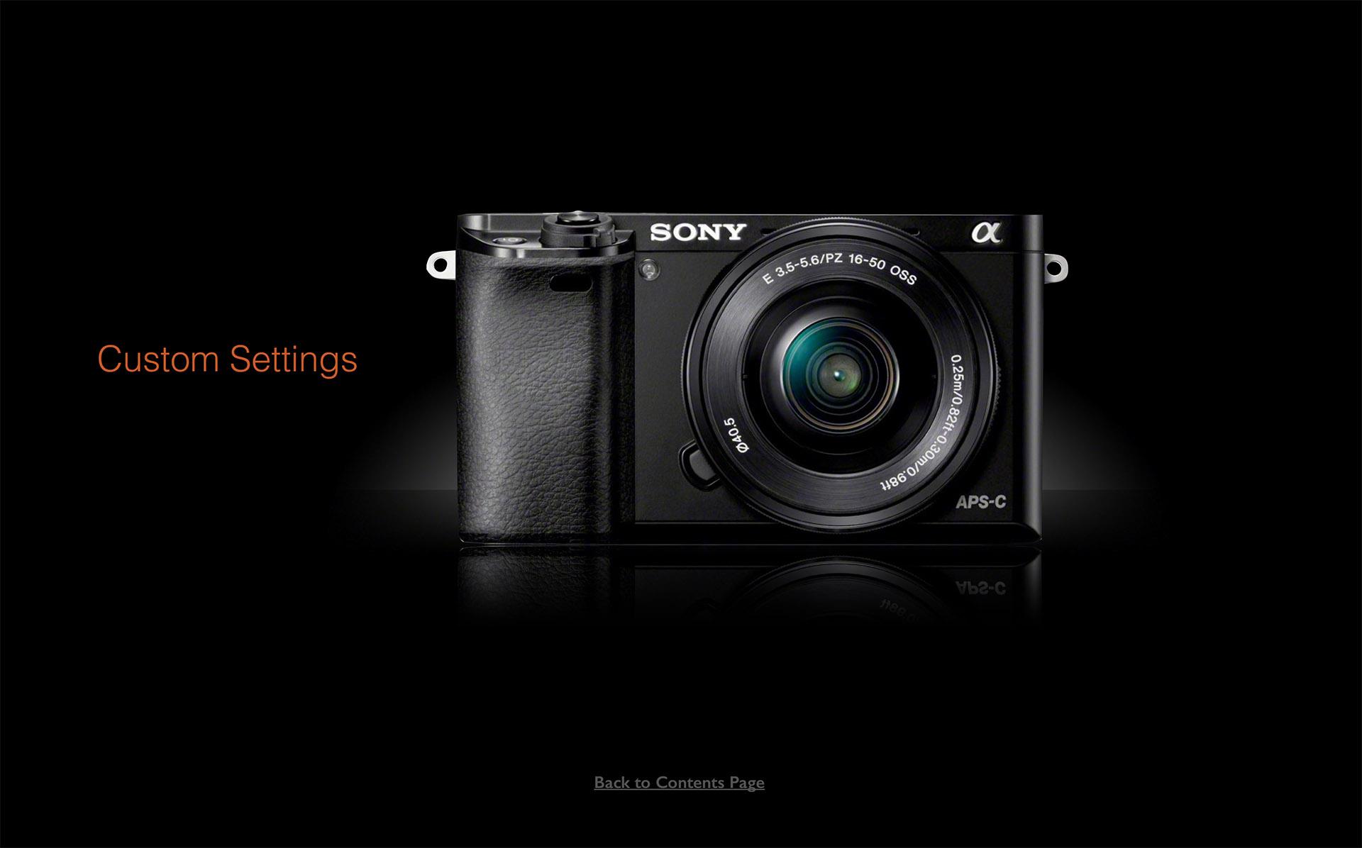 Sony Alpha A6000 (eBook) - Mark Galer