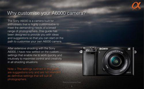 Sony-Alpha-A6000-Custom-Settings