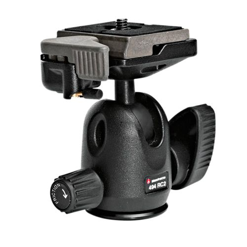 Manfrotto-494RC2 BALLHEAD