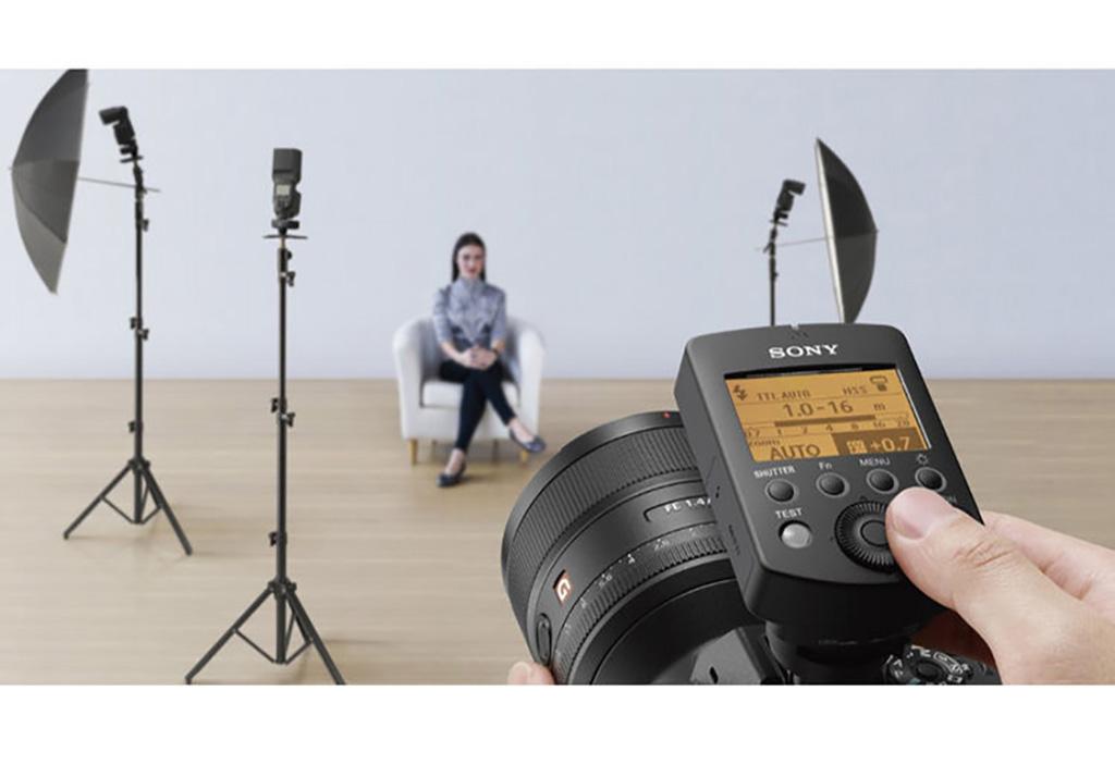 Sony Wireless Flash Triggers - Mark Galer