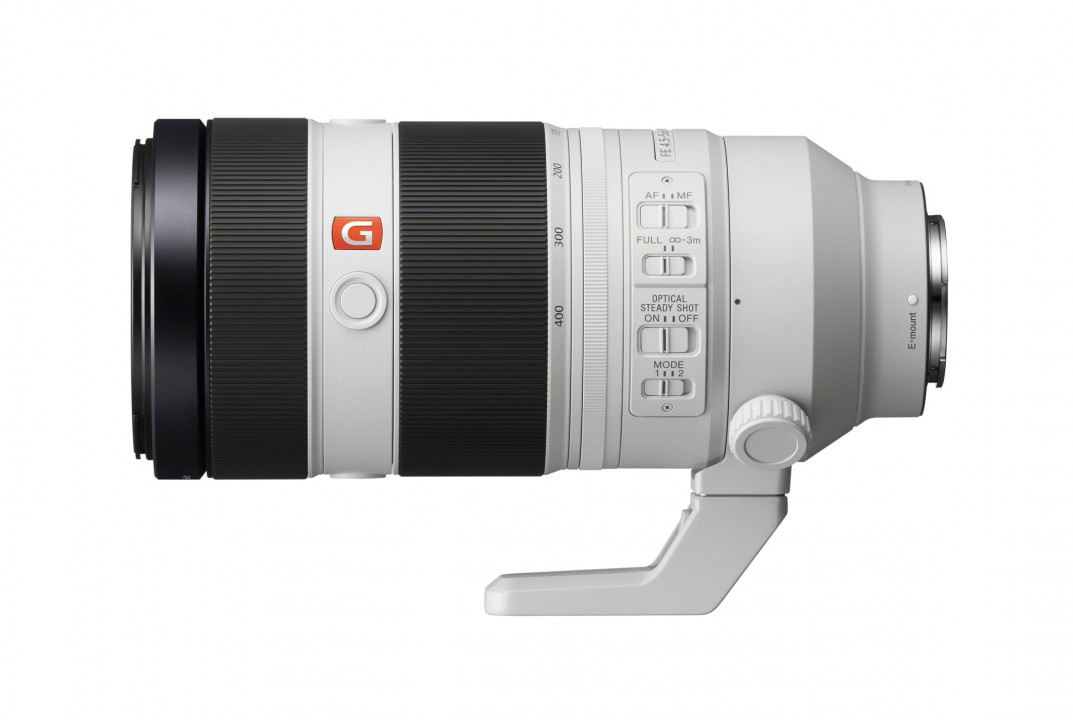 FE 100-400mm GM OSS Lens
