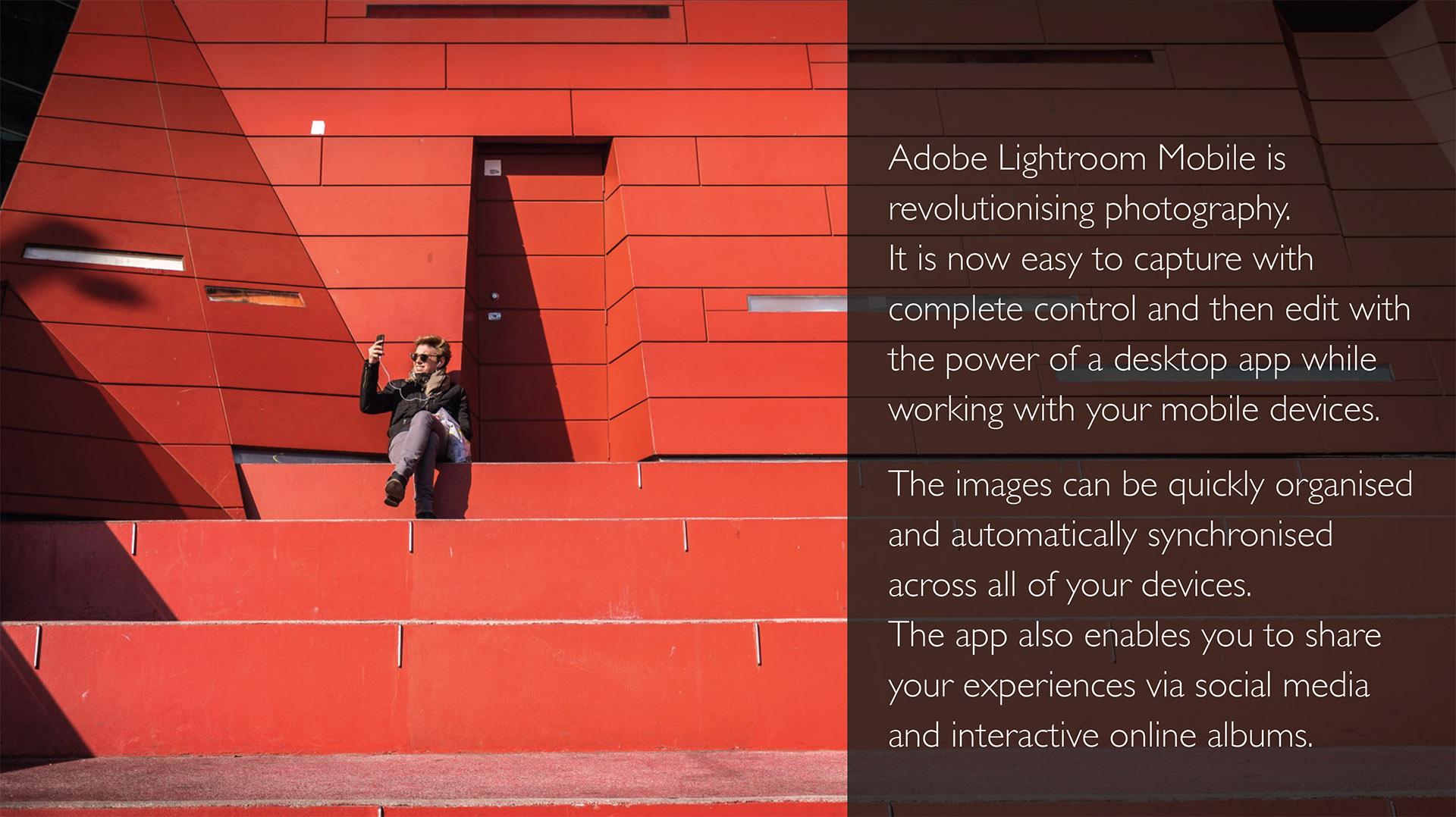 Post Production: Lightroom Mobile eBook - Mark Galer