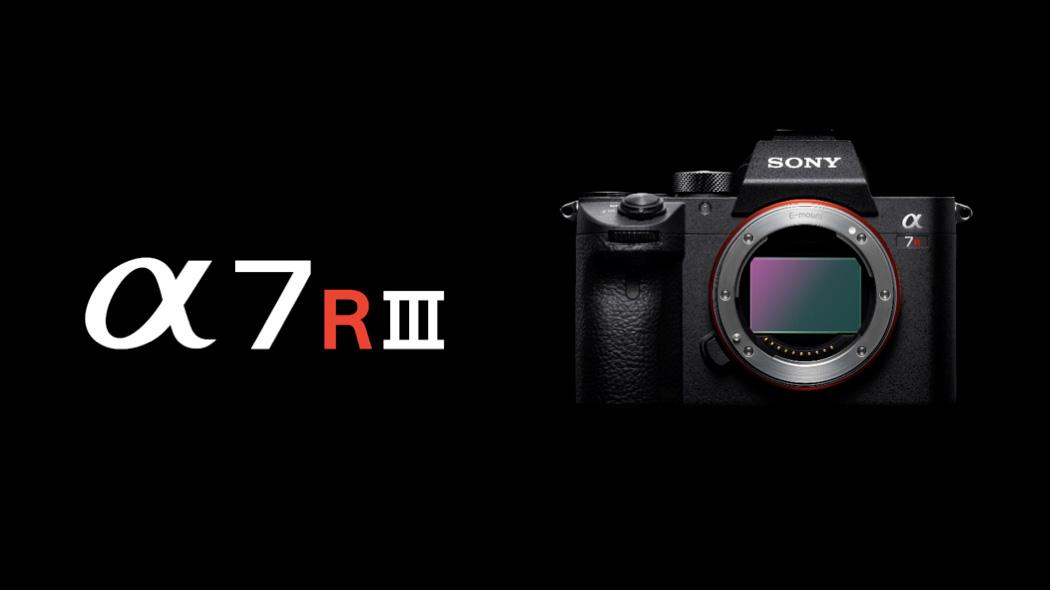 Sony Alpha A7RM3