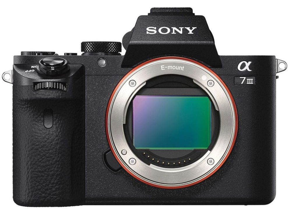Sony A7lll Announced - Mark Galer
