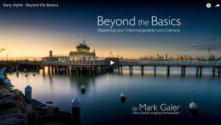 Beyond the Basics - Moving beyond Auto Mode on a Sony Alpha camera