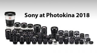 Photokina - Sony Press Conference