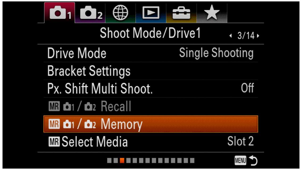 Memory-Recall