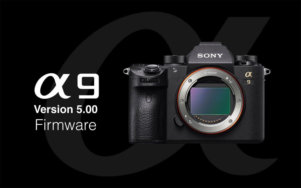 A9 Firmware Update Version 5 00 - Mark Galer