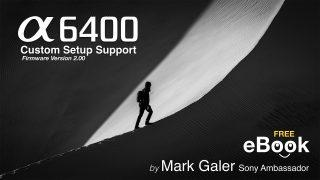 A6400 Sony Alpha eBook