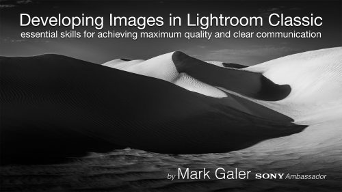 Lightroom Classic Develop Guide