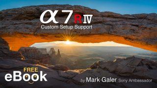 A7RIV Sony Alpha eBook