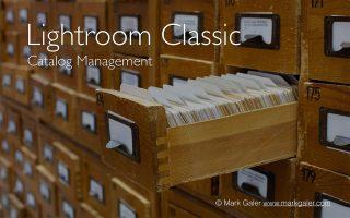 Lightroom Classic Catalog
