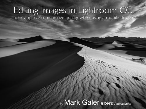 Lightroom CC Edit Guide