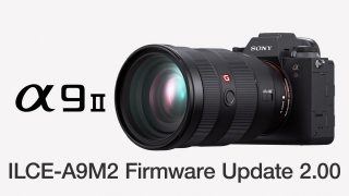 A9II-Firmware Update 2