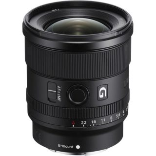 FE 20mm f/1.8 G and 24 f/1.4 GM