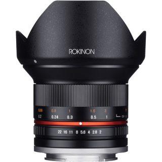 Rokinon 12mm f/2