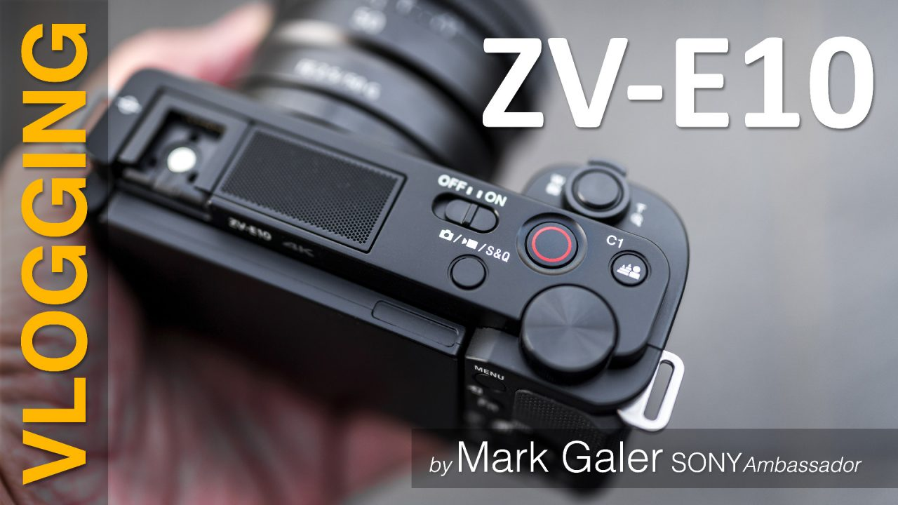 Sony ZV-E10 Camera